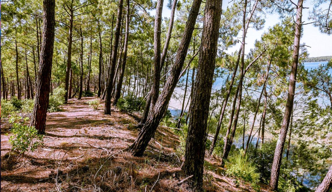 Lac de Maubuisson, le temps d'un week-end